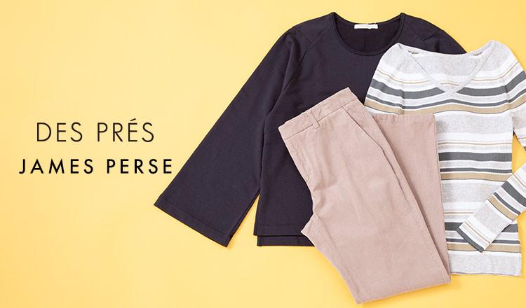 DES PRES / JAMES PERSE