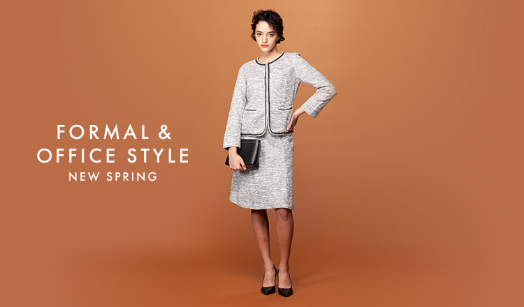 FORMAL & OFFICE STYLE - NEW SPRING -