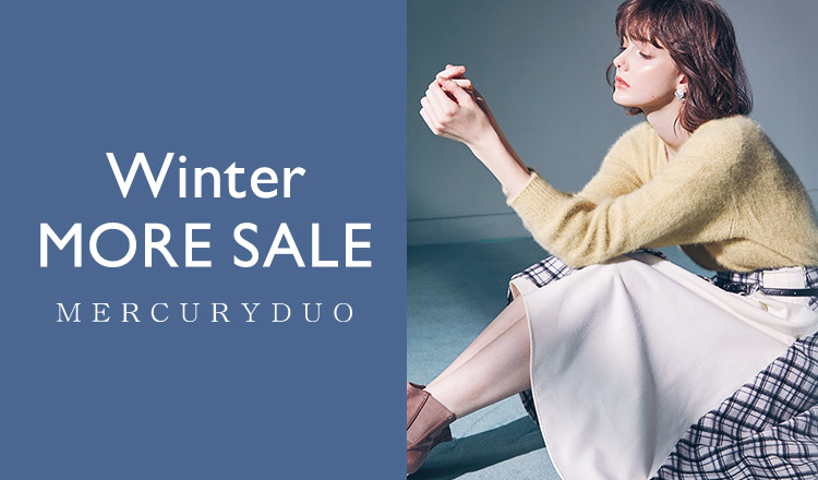 MERCURYDUO -WINTER MORE SALE-
