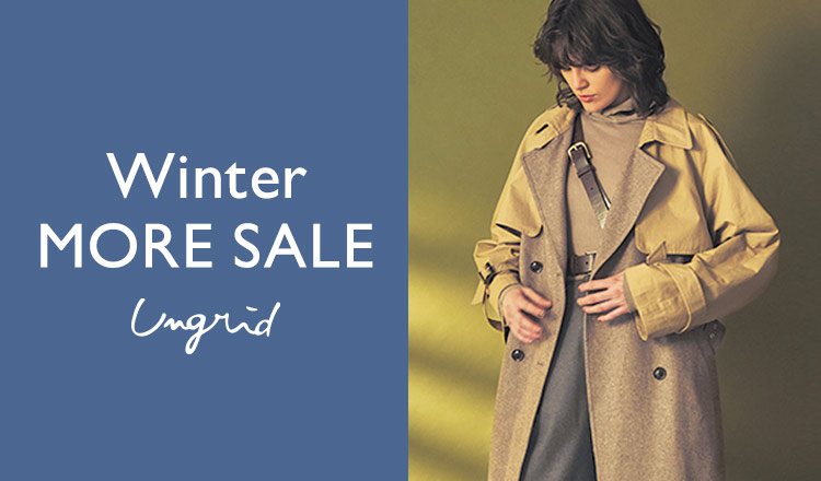 Ungrid -WINTER MORE SALE-