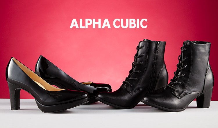 ALPHA CUBIC