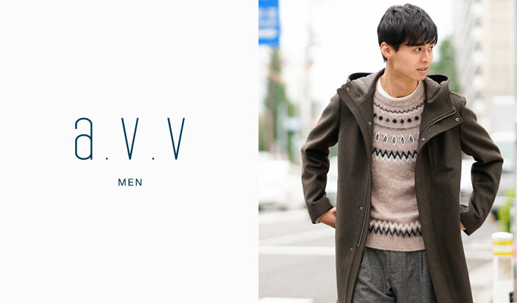 a.v.v Men -WINTER MORE SALE Vol.2-