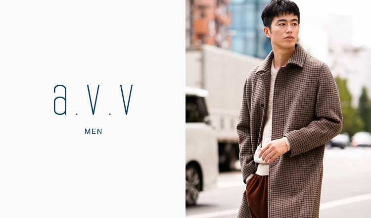 a.v.v Men -WINTER MORE SALE Vol.1-