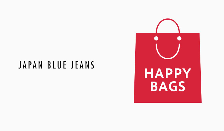 JAPAN BLUE JEANS HAPPY BAG