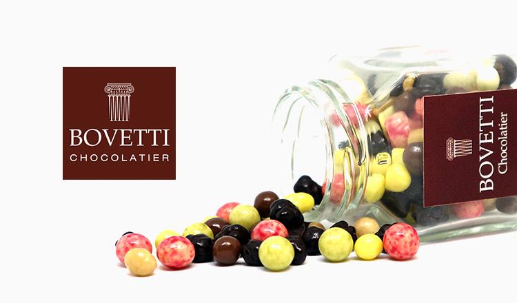BOVETTI-ワインやシャンパンに合うスパイスチョコ-