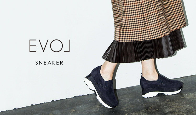 EVOL -SNEAKER COLLECTION-