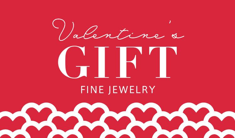 Valentine's Gift -Fine Jewelry-