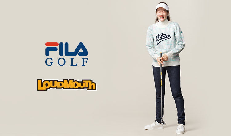 FILA GOLF & LOUDMOUTH WOMEN