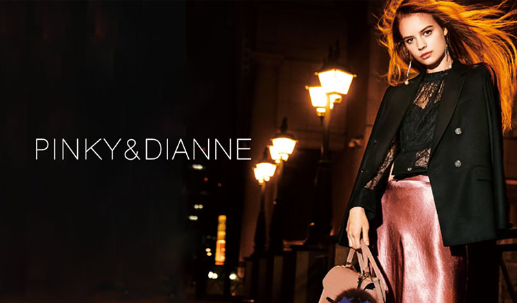 PINKY & DIANNE(ピンキーアンドダイアン)