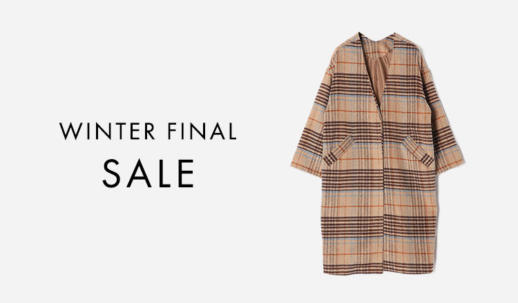 WINTER FINAL SALE -MAX86%OFF-