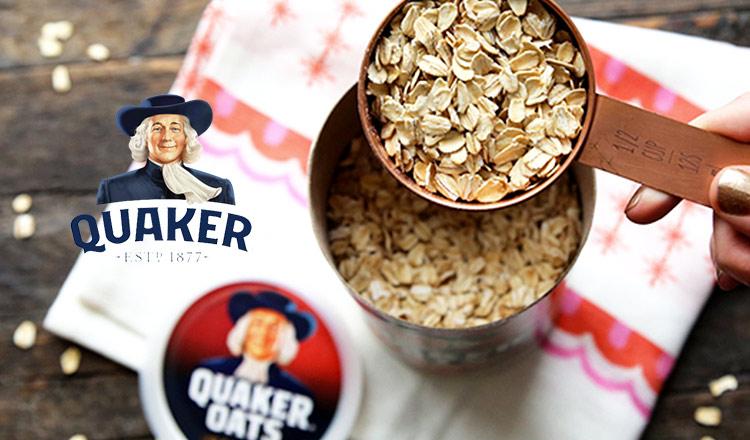 QUAKER-ホットシリアルのトップメーカー-