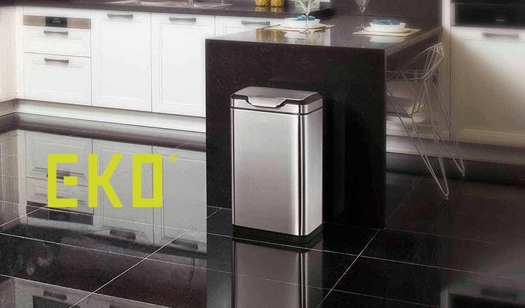 EKO-STAINLESS DUST BOX-