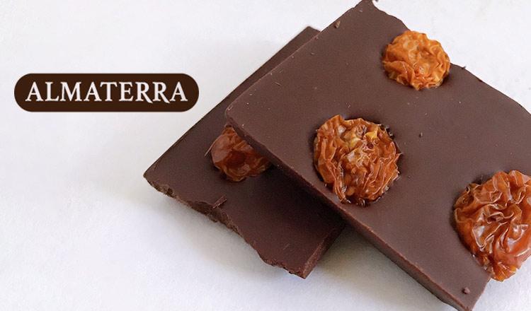 ALMATERRA ORGANIC AGAVE CHOCOLATE -カカオ&アガベ&ビューティーフード-