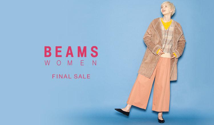 BEAMS WOMEN -FINAL SALE-