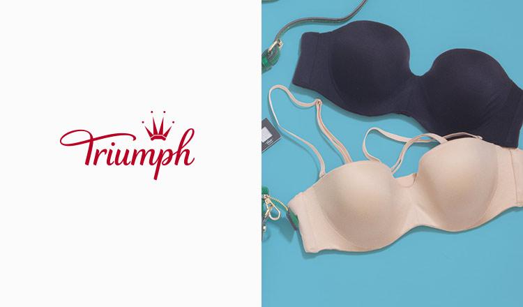 Triumph-ノンワイヤーコレクション