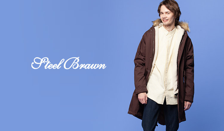 STEEL BRAWN -OUTER -