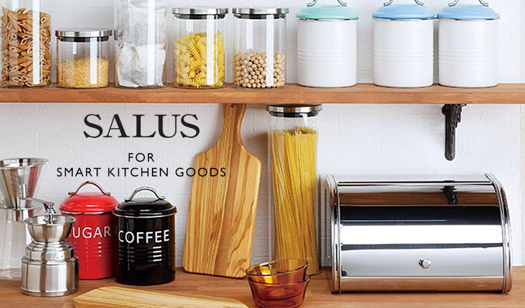 SALUS FOR SMART KITCHEN GOODS