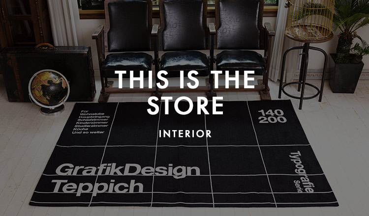 THIS IS THE STORE - INTERIOR-
