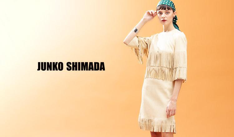 JUNKO SHIMADA -MAX 80%OFF-