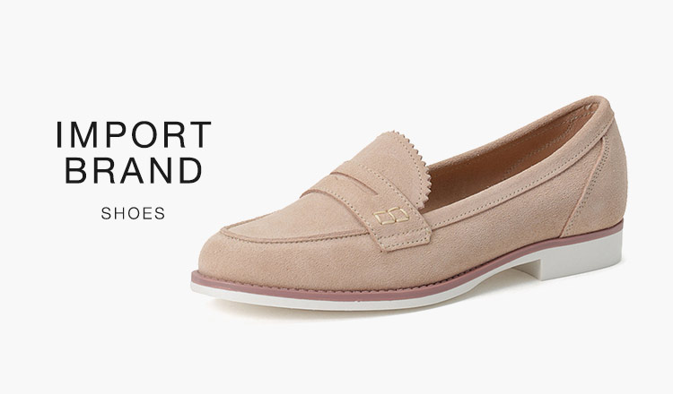 IMPORT BRAND SELECTION and more -SHOES-