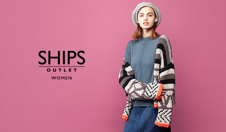 SHIPS OUTLET -MAX80%OFF-