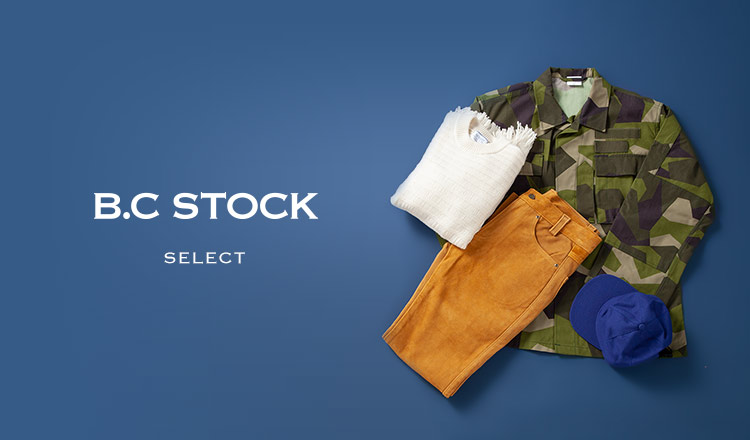 B.C STOCK MEN -SELECT-