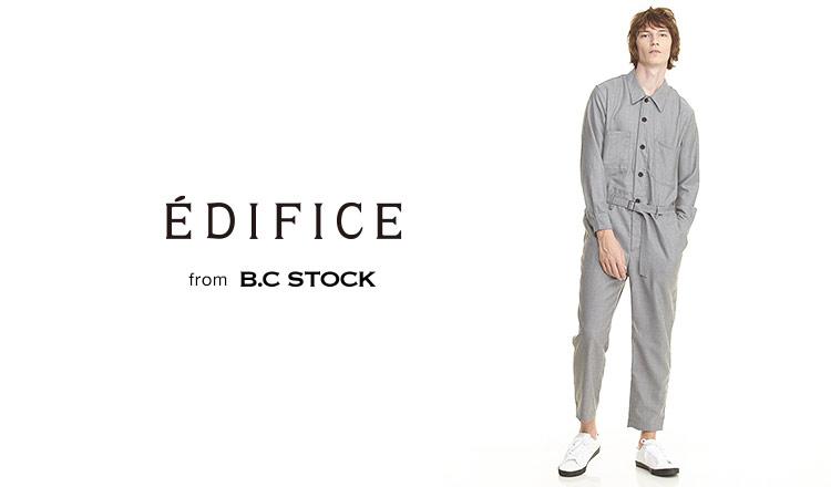 EDIFICE from B.C STOCK