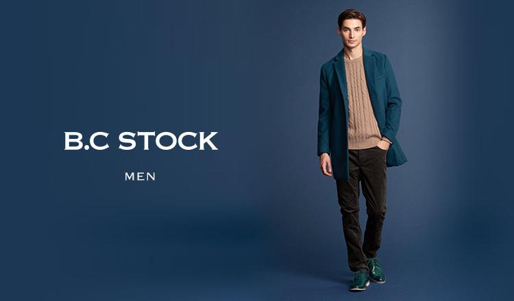 B.C STOCK MEN -ORIGINAL-