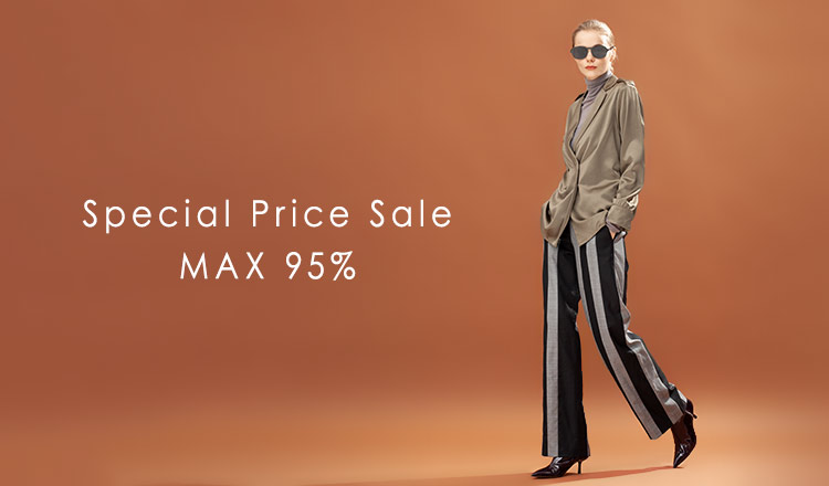 Special price sale MAX95%