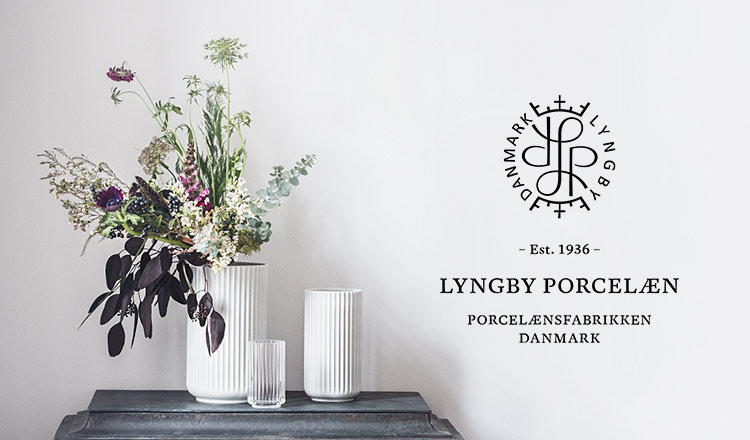 LYNGBY PORCELAIN/ROSENDAHL COPENHAGEN and more