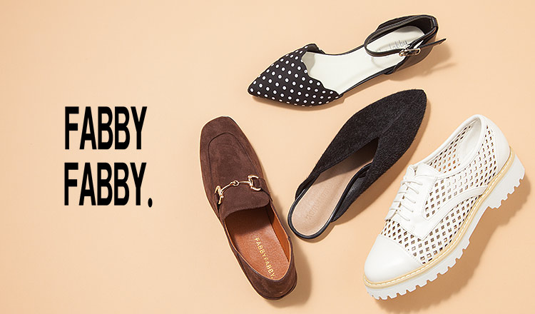 FABBY FABBY -ALL 80%OFF-