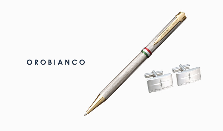 OROBIANCO: Stationary & Accessories