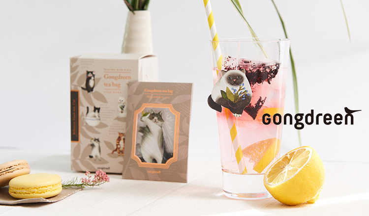 GONGDREEN TEA BAG