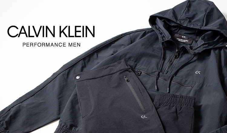 CALVIN KLEIN PERFORMANCE MEN