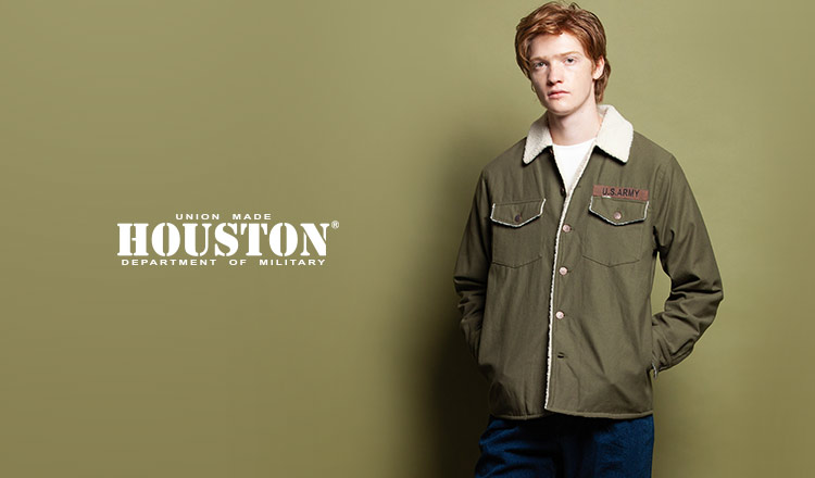 HOUSTON -OVER70%OFF-