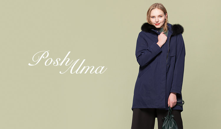 POSH ALMA -winter sale-