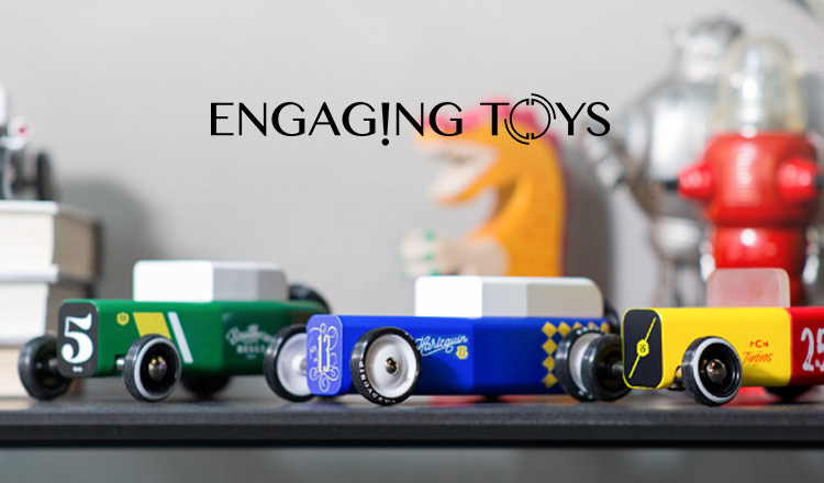 ENGAGING TOYS
