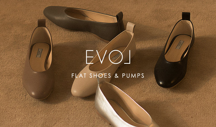 EVOL WINTER FINAL SALE -FLAT SHOES & PUMPS-