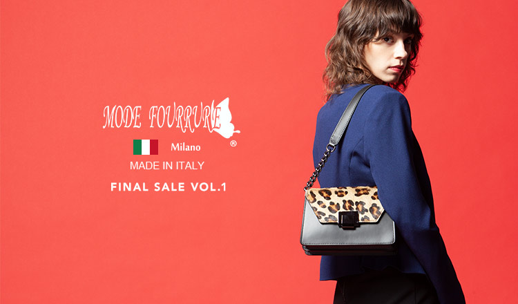 MODE FOURRURE FINAL SALE Vol.1