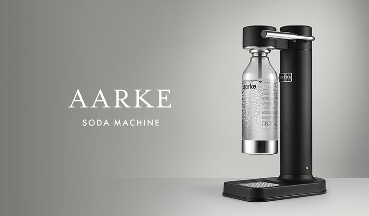 aarke -Soda Machine-