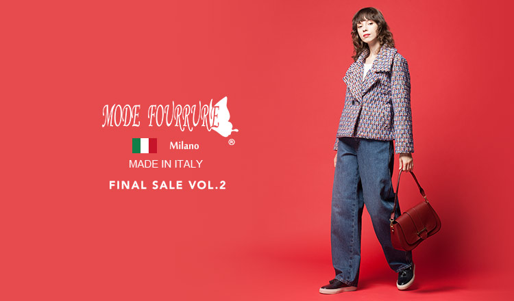 MODE FOURRURE FINAL SALE Vol.2
