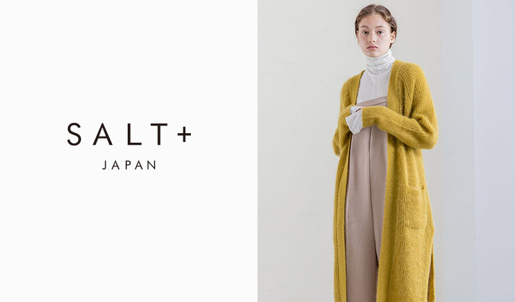 SALT+JAPAN -winter selection-