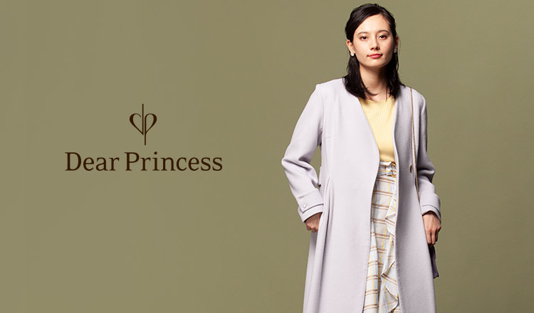 DEAR PRINCESS -ONE PIECE & COAT-