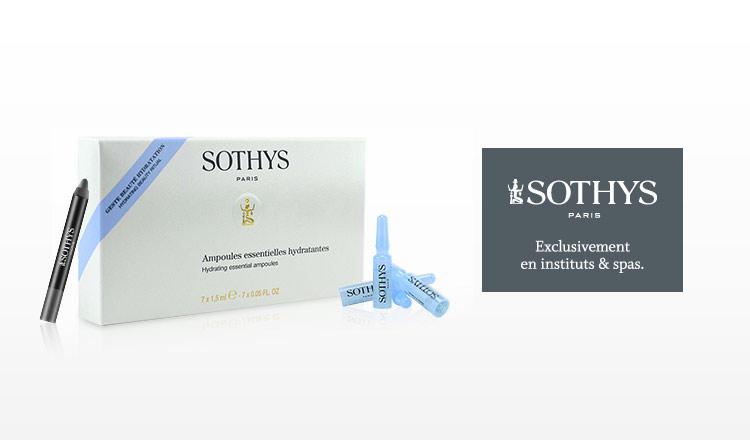 SOTHYS PARIS-フランス生まれの高級化粧品-