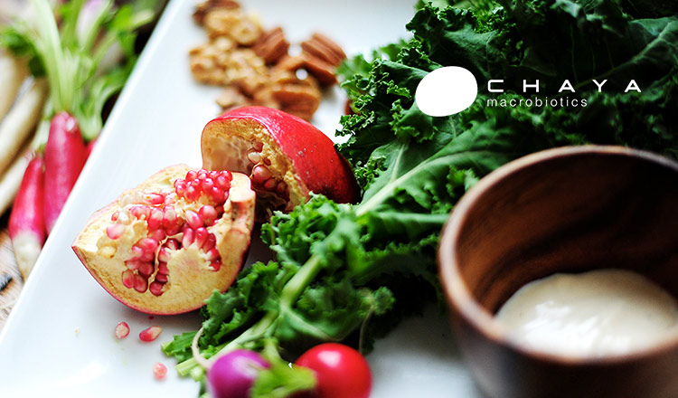 CHAYA MACROBIOTICS-食べてキレイになるマクロビ&ビーガンレトルト-