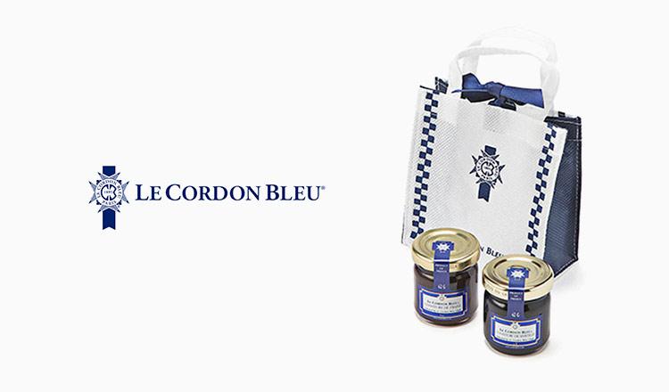LE CORDON BLEU -サクサク食感が癖になる薄焼きガレット/銅鍋を使用した伝統的な製法のジャム-