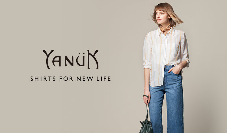 YANUK - SHIRTS FOR NEW LIFE -