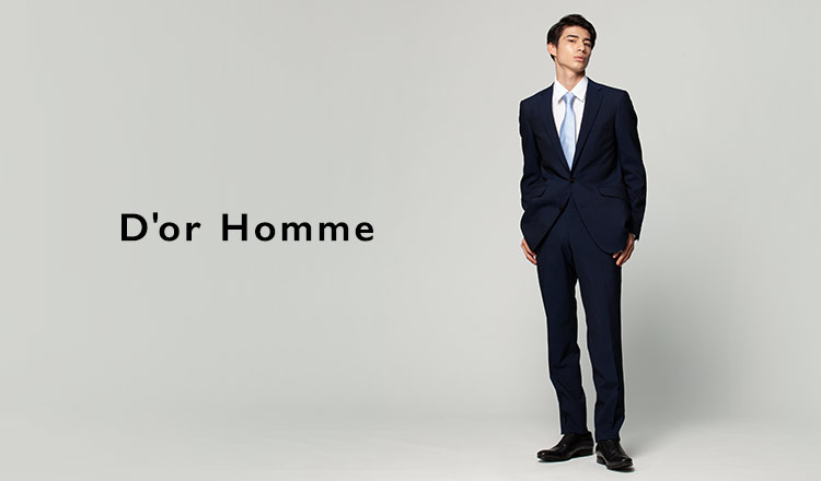 D'or Homme From Hankyu MEN'S