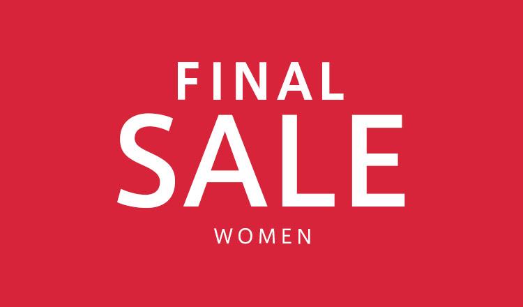 FINAL SALE WOMEN