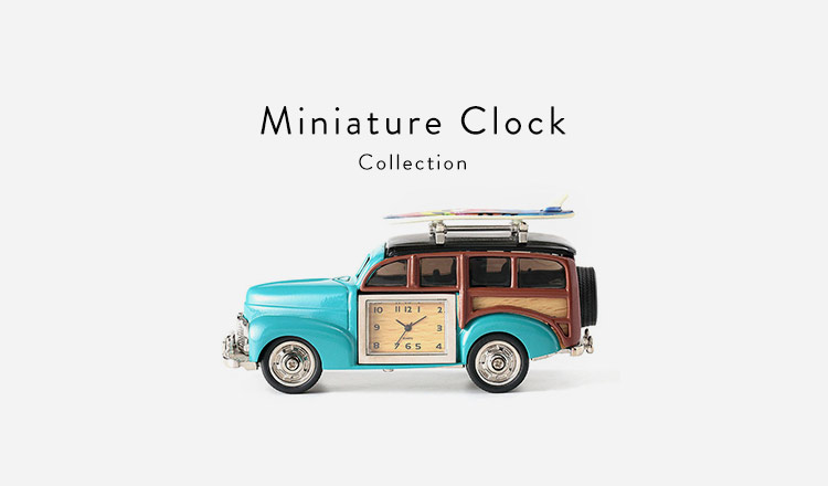 Miniature Clock Collection